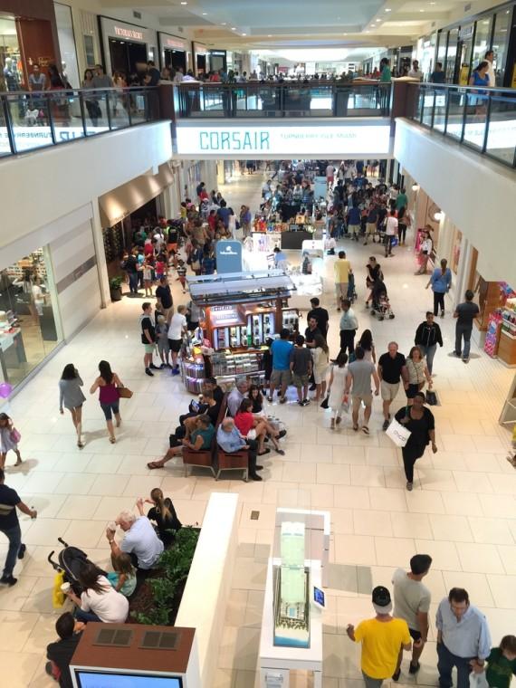 miami shopping aventura mall