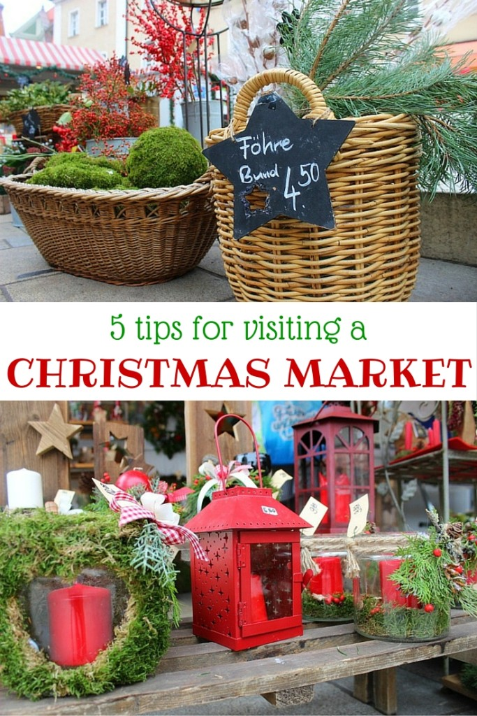5 tips for visiting a christmas market