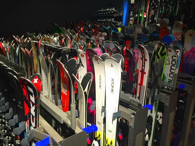 Switzerland-Zermatt-skis
