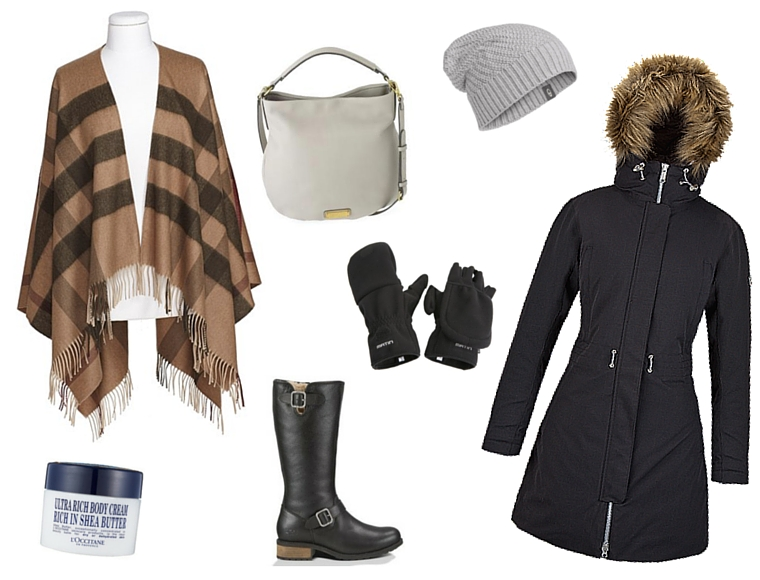 Europe clothing for winter