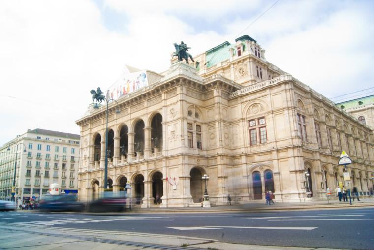 Vienna State Opera House. Courtesy of Shutterstock