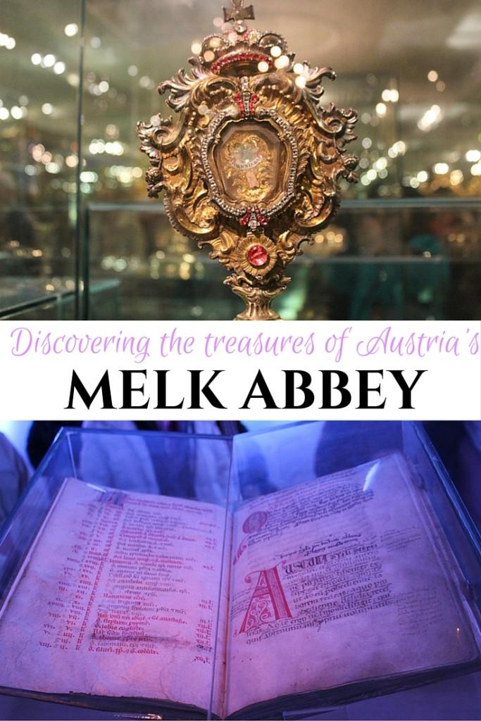 Austria's Melk Abbey