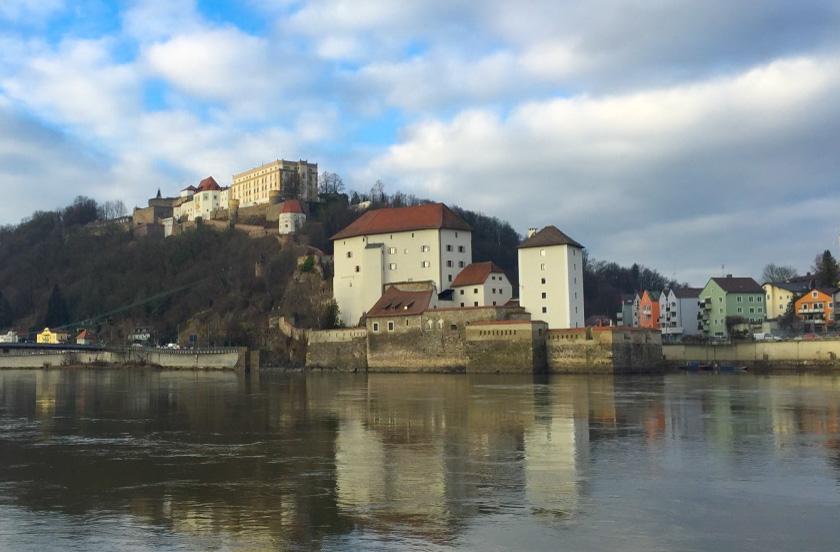 Germany-Passau-waterfront-fortress (1 of 1)
