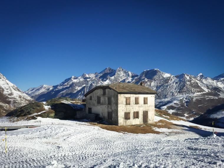 Switzerland-Zermatt-Hut (1 of 1)