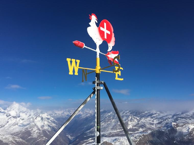 Switzerland-Zermatt-Matterhorn-Glacier-Sign Paradise (1 of 1)