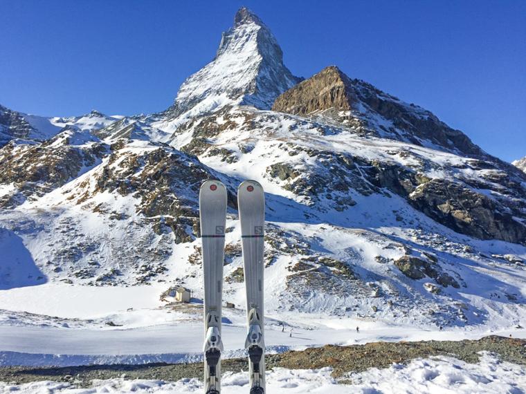 Switzerland-Zermatt-Matterhorn-Skis (1 of 1)