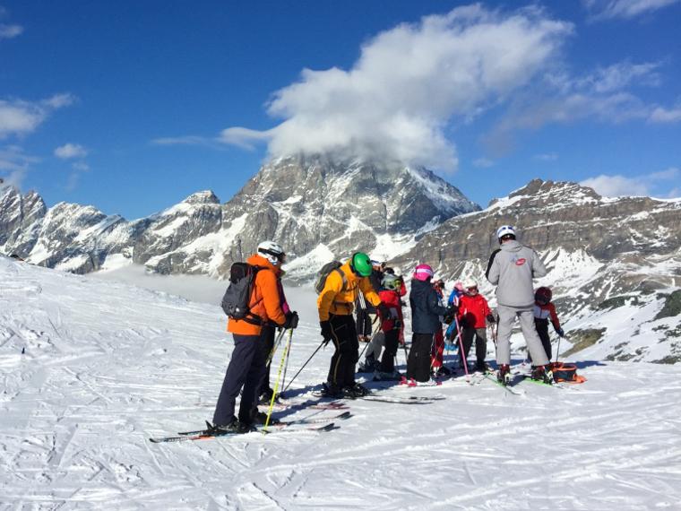 Switzerland-Zermatt-Ski-Hill (1 of 1)