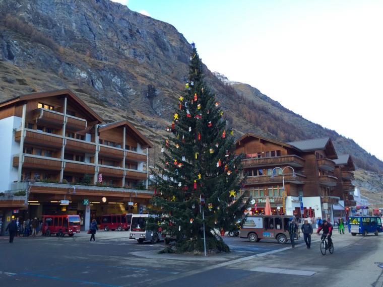 Zermatt Switzerland ski
