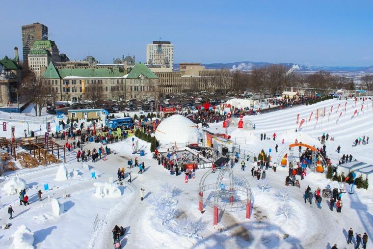Quebec Winter Carnival