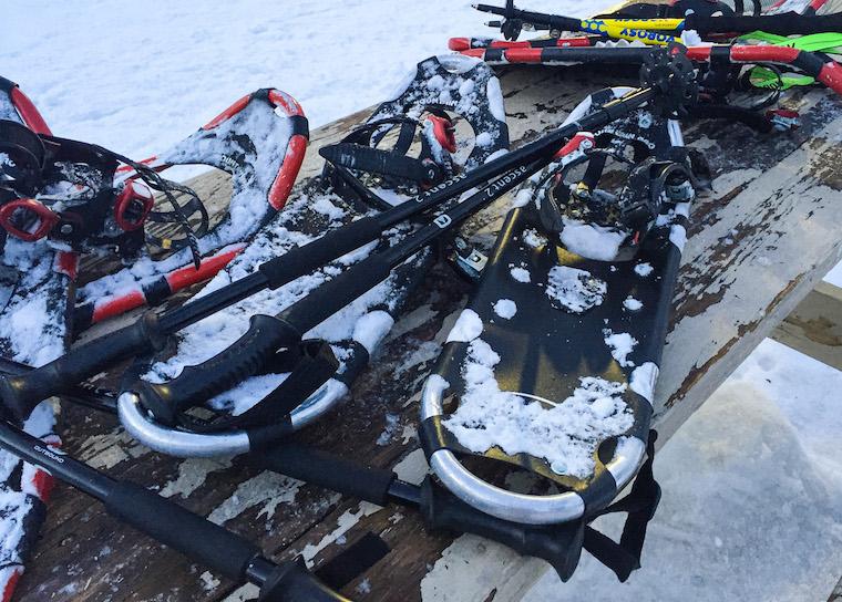 Canada-Alberta-Lake-Louise-Snowshoes