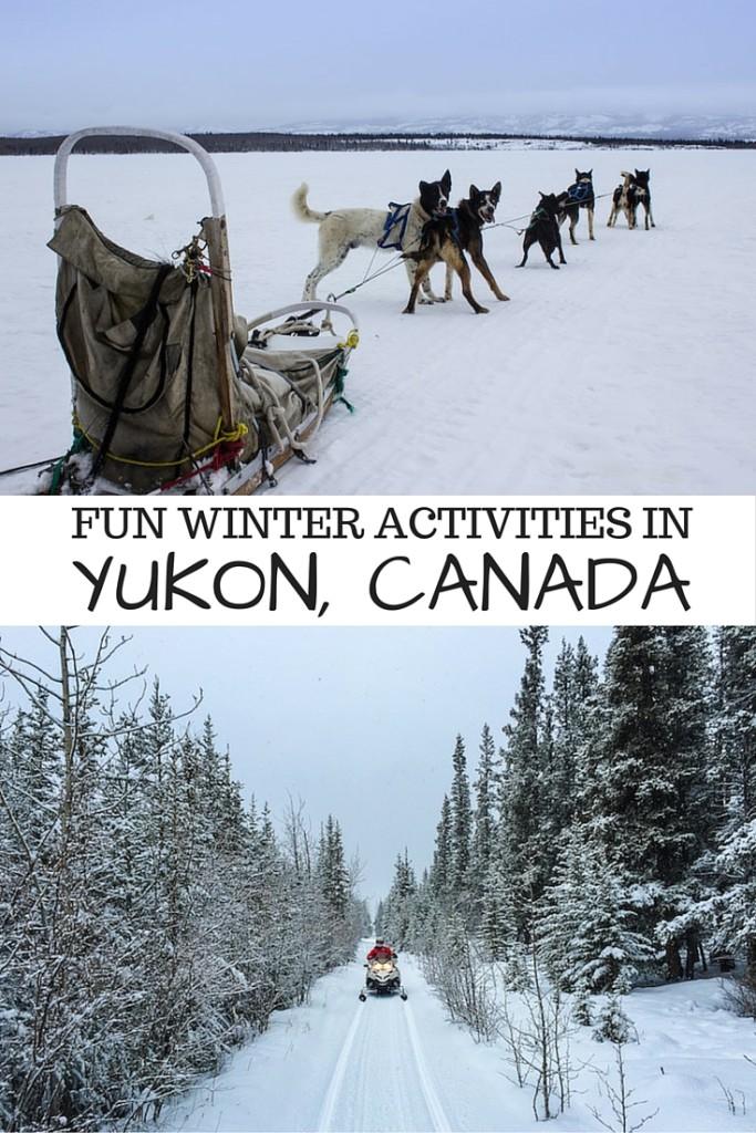 FUN WINTER ACTIVITIES IN