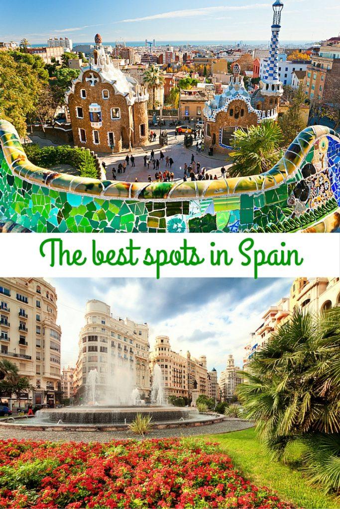 The best spots in Spain
