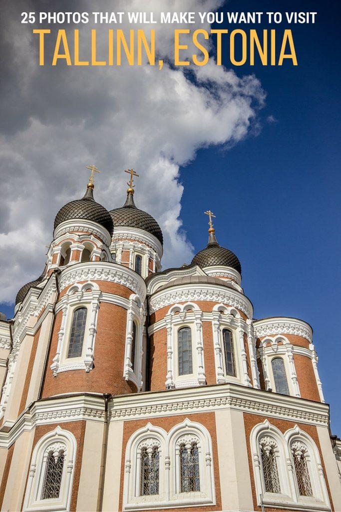 25 photos that will make you want to visit Tallinn, Estonia