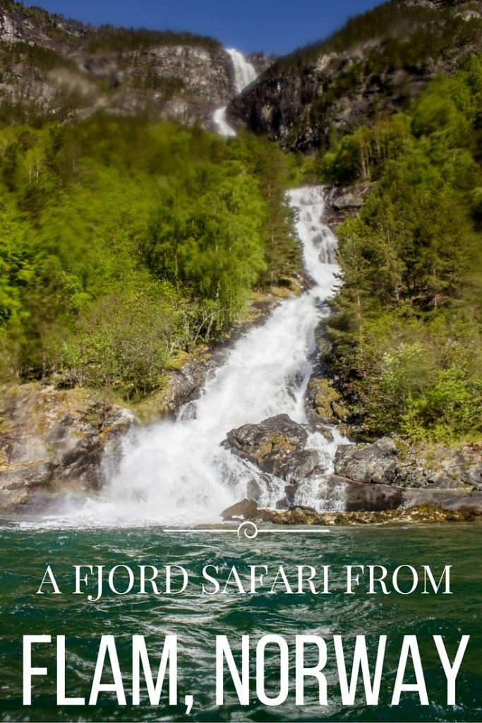 A fjord safari from Flam, Norway
