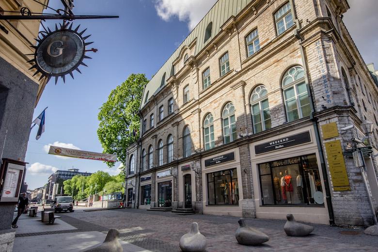 Estonia-Tallinn-Shopping