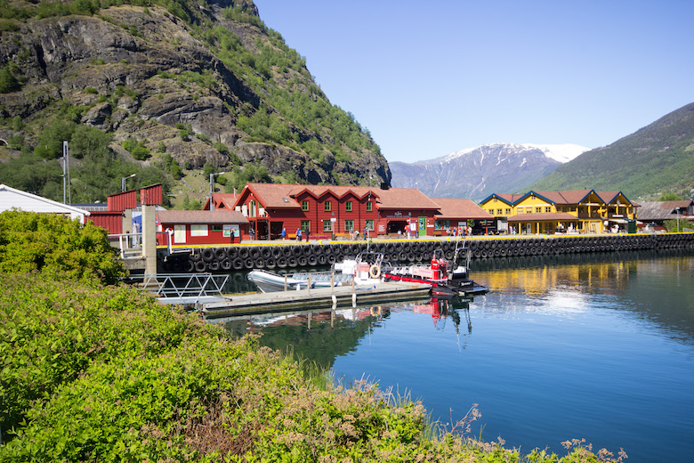 Norway-Flam-Town (1)
