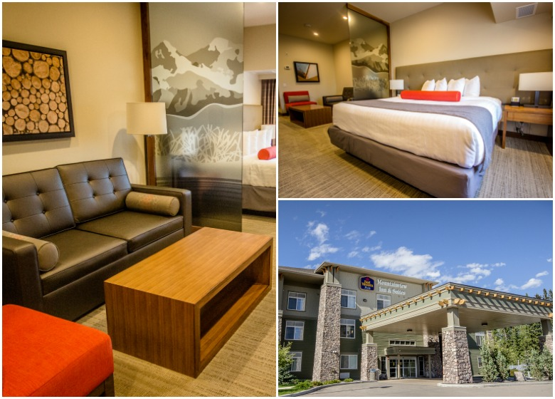 The Best Western Mountainview Inn and Suites