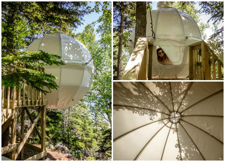 The Parks Canada Cocoon