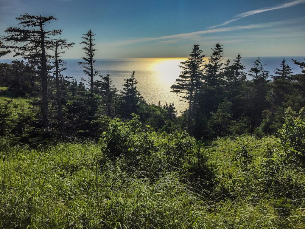 Cabot Trail, Cape Breton, Nova Scotia