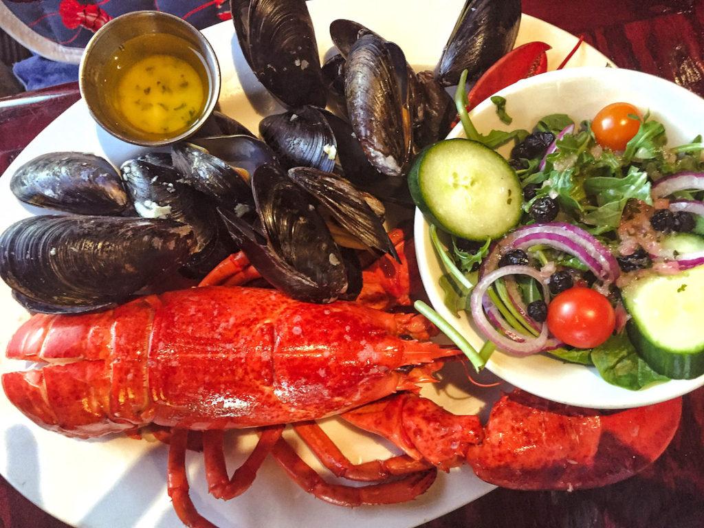 Canada-Nova-Scotia-Lunenburg-lobster