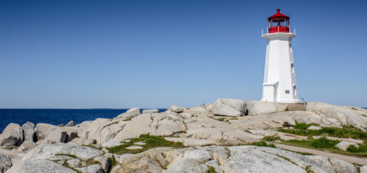 Peggy's Cove, Nova Scotia, Canada