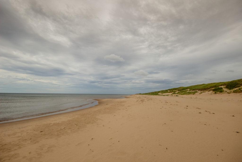 Prince Edward Island PEI best beaches north shore