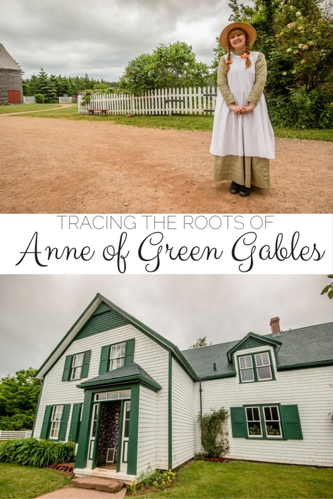 Tracing the roots of Anne of Green Gables