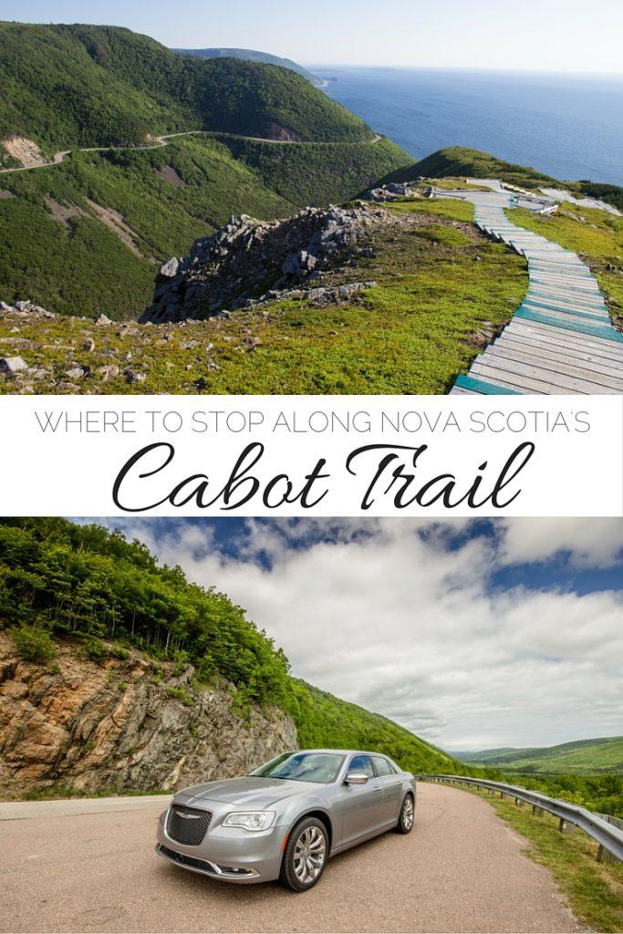 Where to stop along Nova Scotia's Cabot Trail
