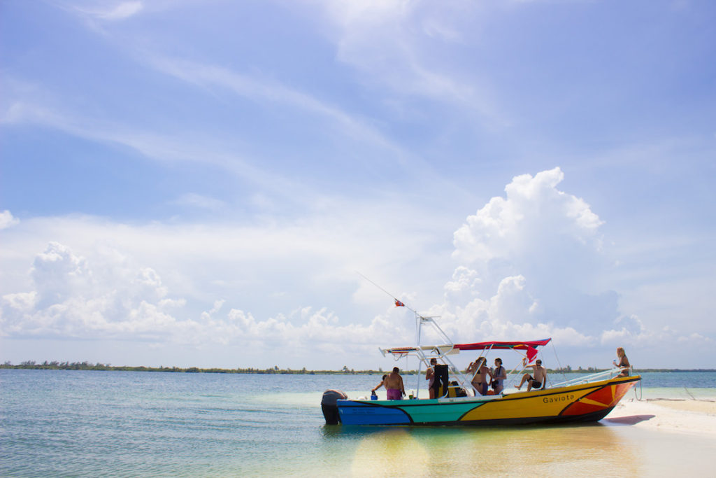 Mexico-Holbox-Beach-boat-3