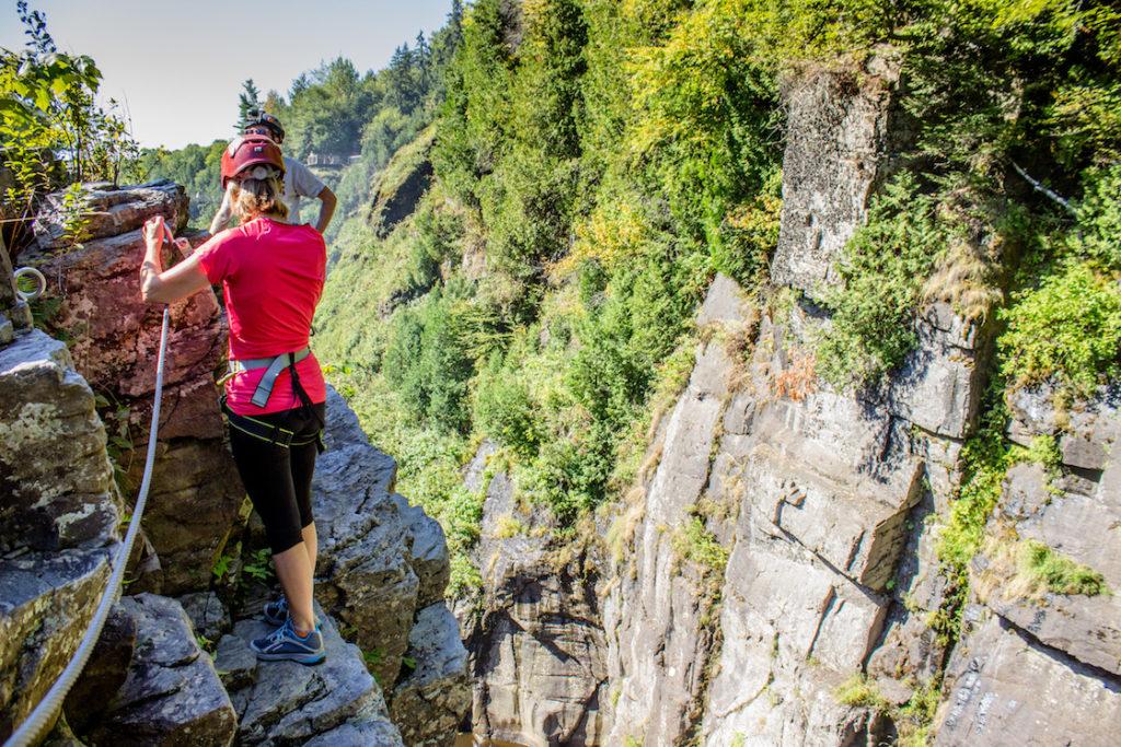 canada-quebec-city-canyon-sainte-anne-via-ferrata