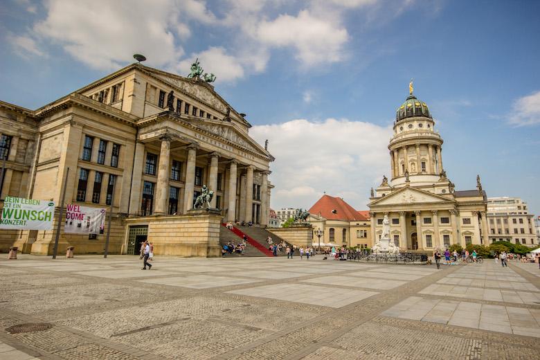 Gendarmenmarkt. Berlin, Germany