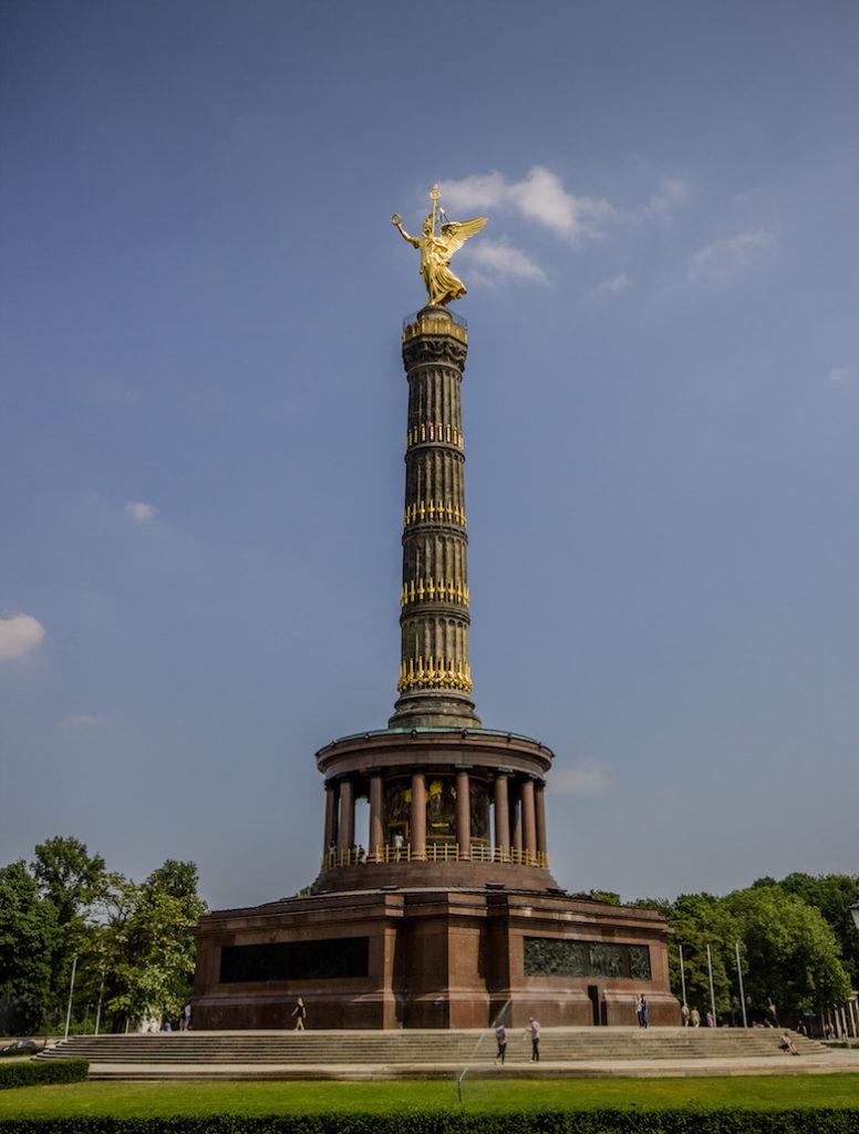 Victory Column (Siegessäule). Berlin, Germany