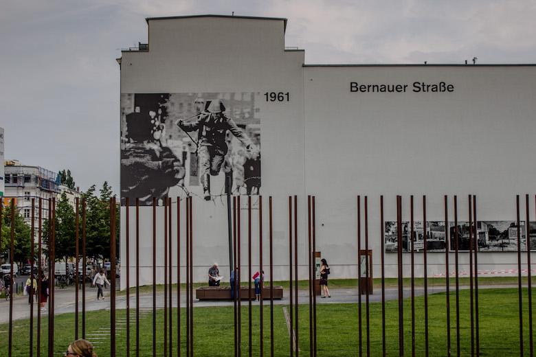 The Berlin Wall.. Berlin, Germany