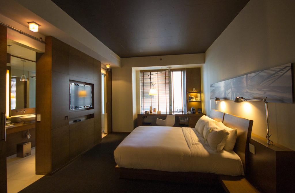 Le Germain Hotel in Calgary, Alberta