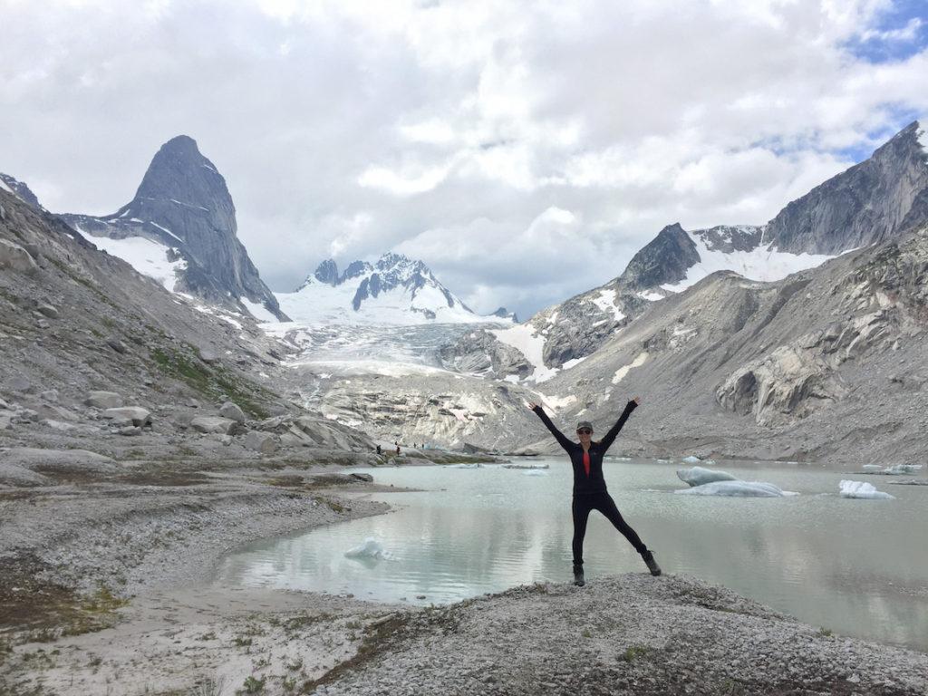 canada-bc-bugaboos-hiking-glacier-tamara