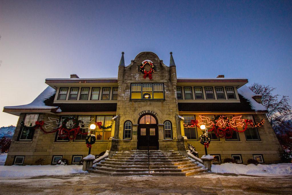 Fernie town hall