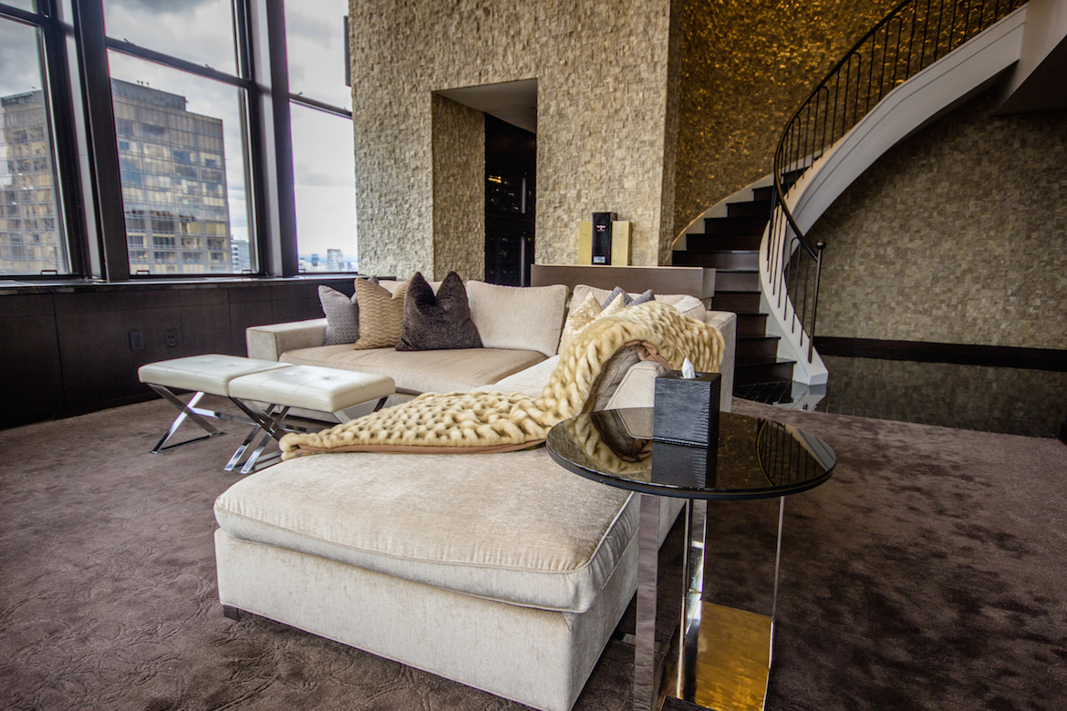 Lotte New York Palace Hotel Champagne Suite