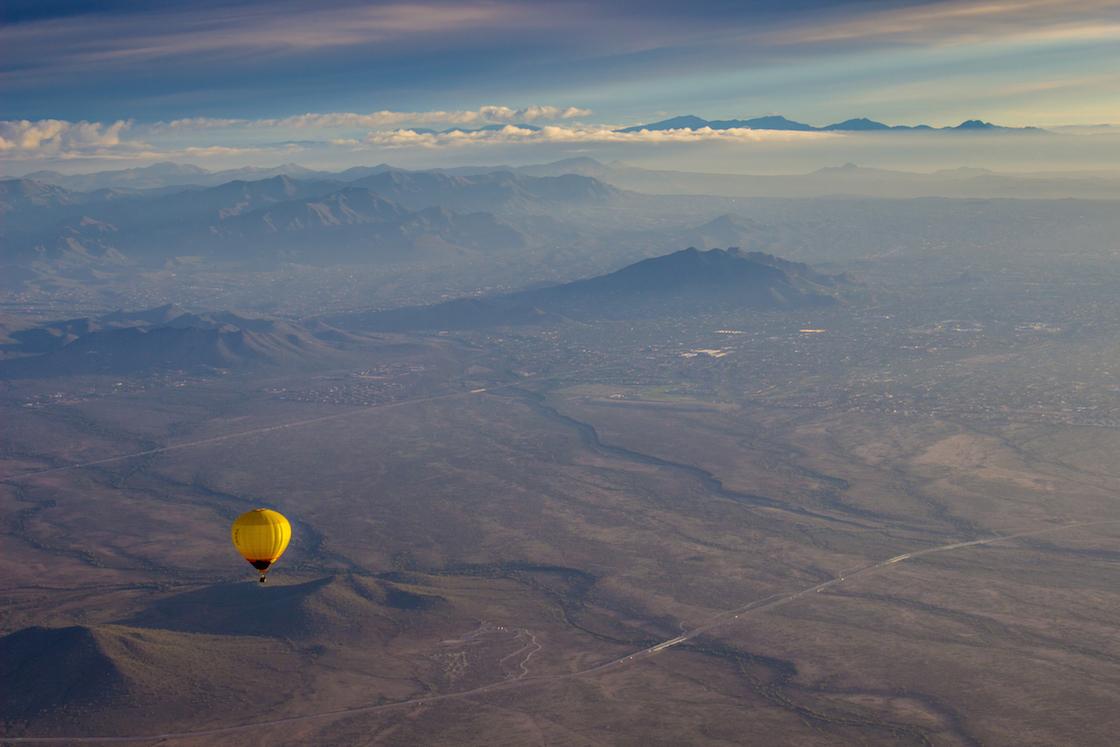balloon ride, things to do in phoenix, arizona